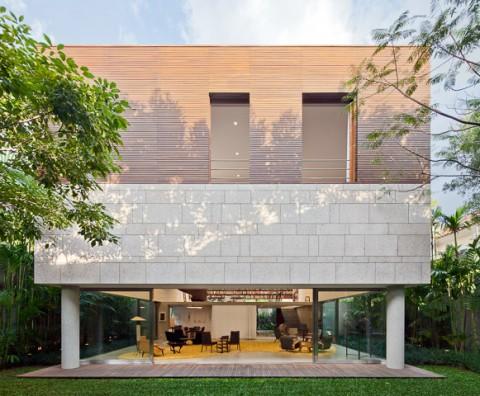 Casa Cubo - Sao Paulo - Isay Weinfeld Architect - Fernando Guerra Photographer - 11.jpg