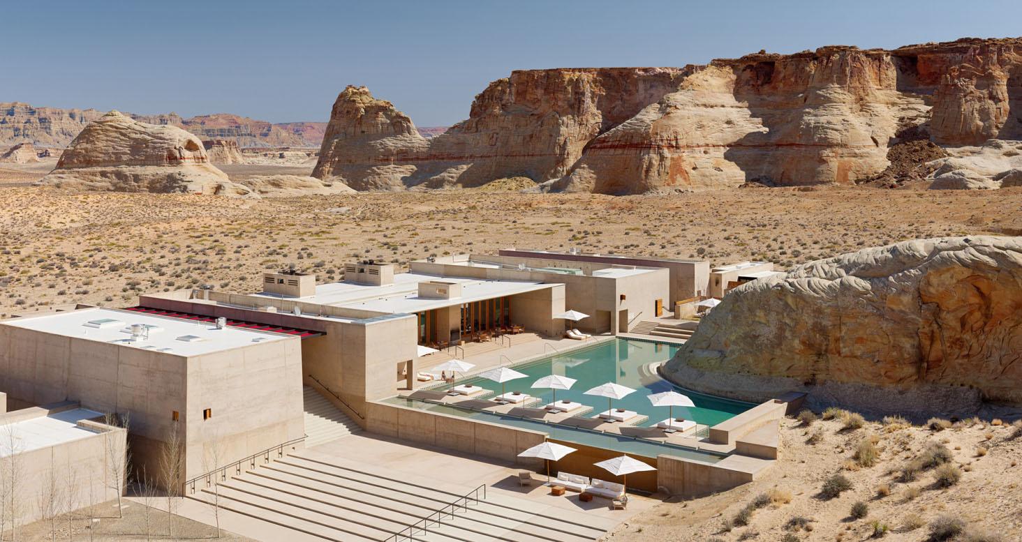 amangiri luxury hotel resort canyon point utah united states - Canyons Resort Hotels