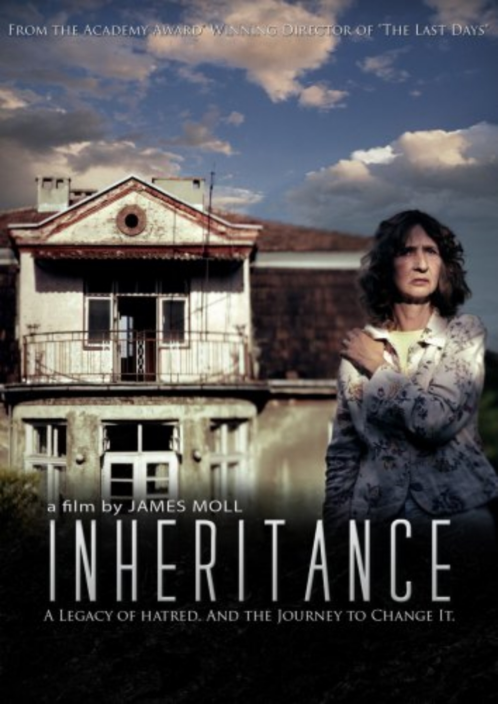 """INHERITANCE   The EMMY® AWARD Winning Documentary, INHERITANCE is the story of Monika Hertwig and her journey to accept the truth about her father, Nazi commander, Amon Goeth, who was portrayed by actor Ralph Fiennes in """"Schindler's List."""" As part of Monika's search for information, she reaches out to Helen Jonas-Rosenzweig, a woman who had been enslaved by Monika's father during the war. More than sixty-years after Monika's father was executed for his war crimes, in a historic and painful moment, these two women meet, bringing closure, yet raising new questions."""