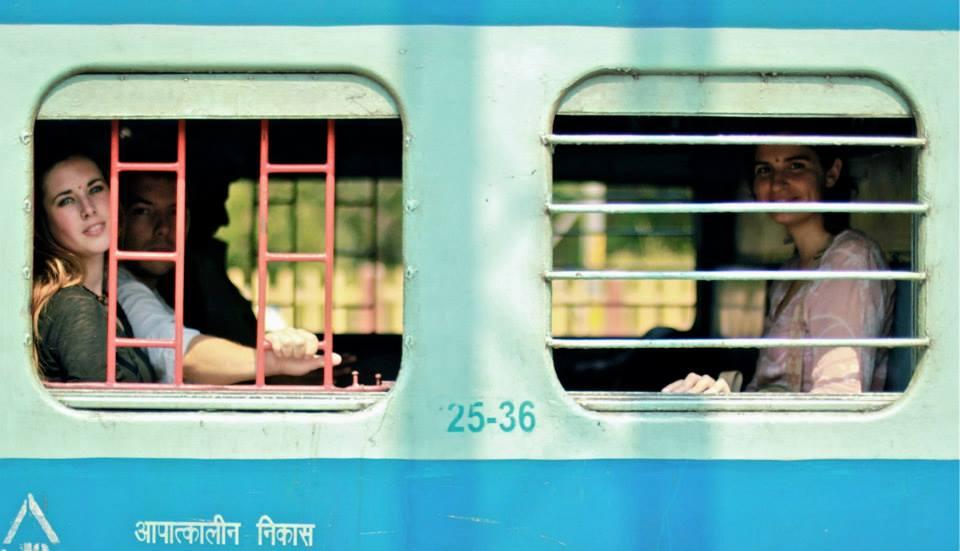 Tren en Cherthala