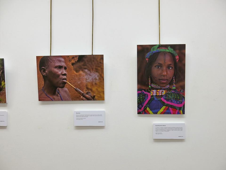 Retratos Camerún