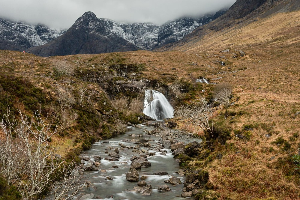 The Fairy Pools, Glen Brittle, Isle of Skye