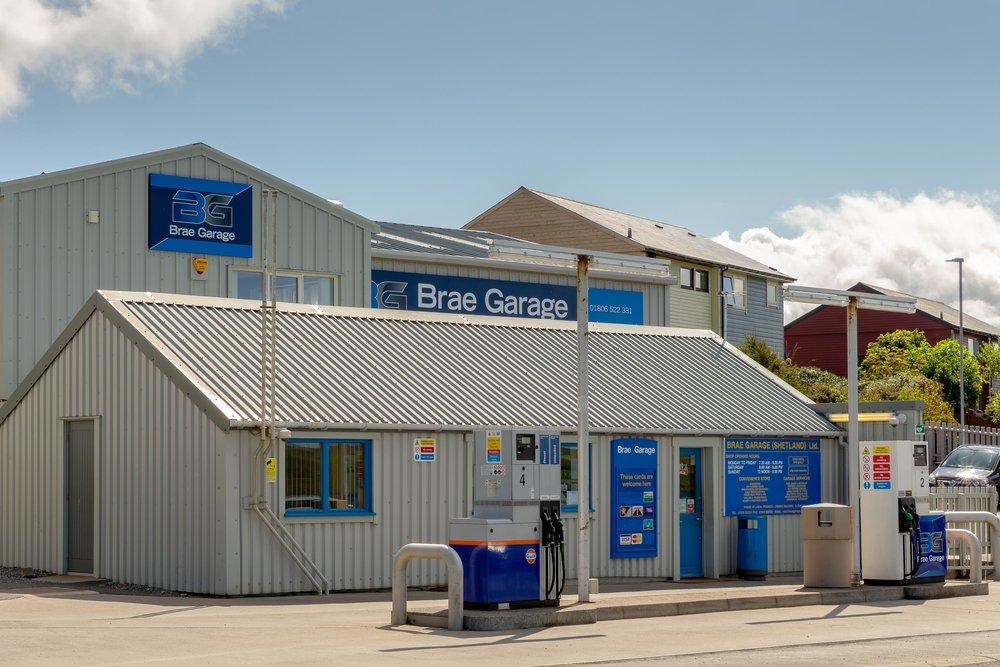 Brae Garage