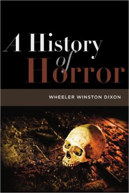 Wheeler Winston Dixon  is a prolific film historian with whom I've worked for the last 8 years.