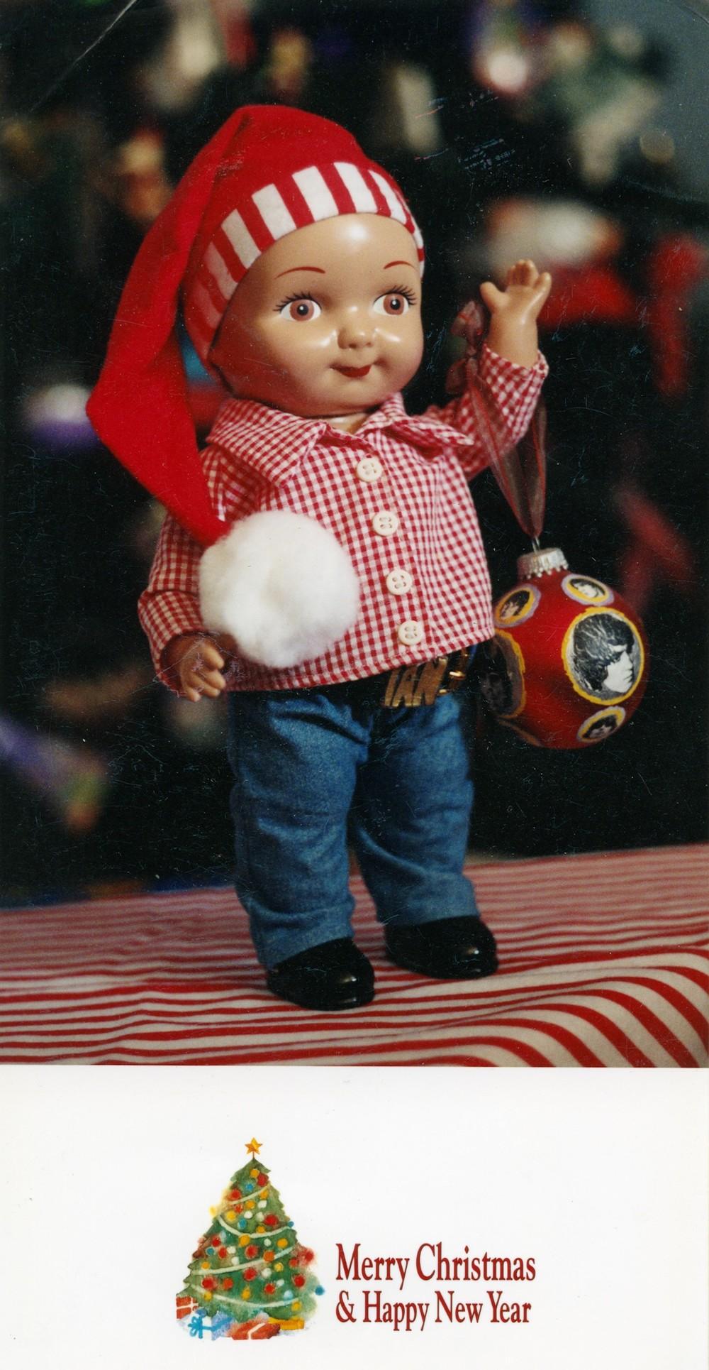 Buddy Ian Christmas 2001