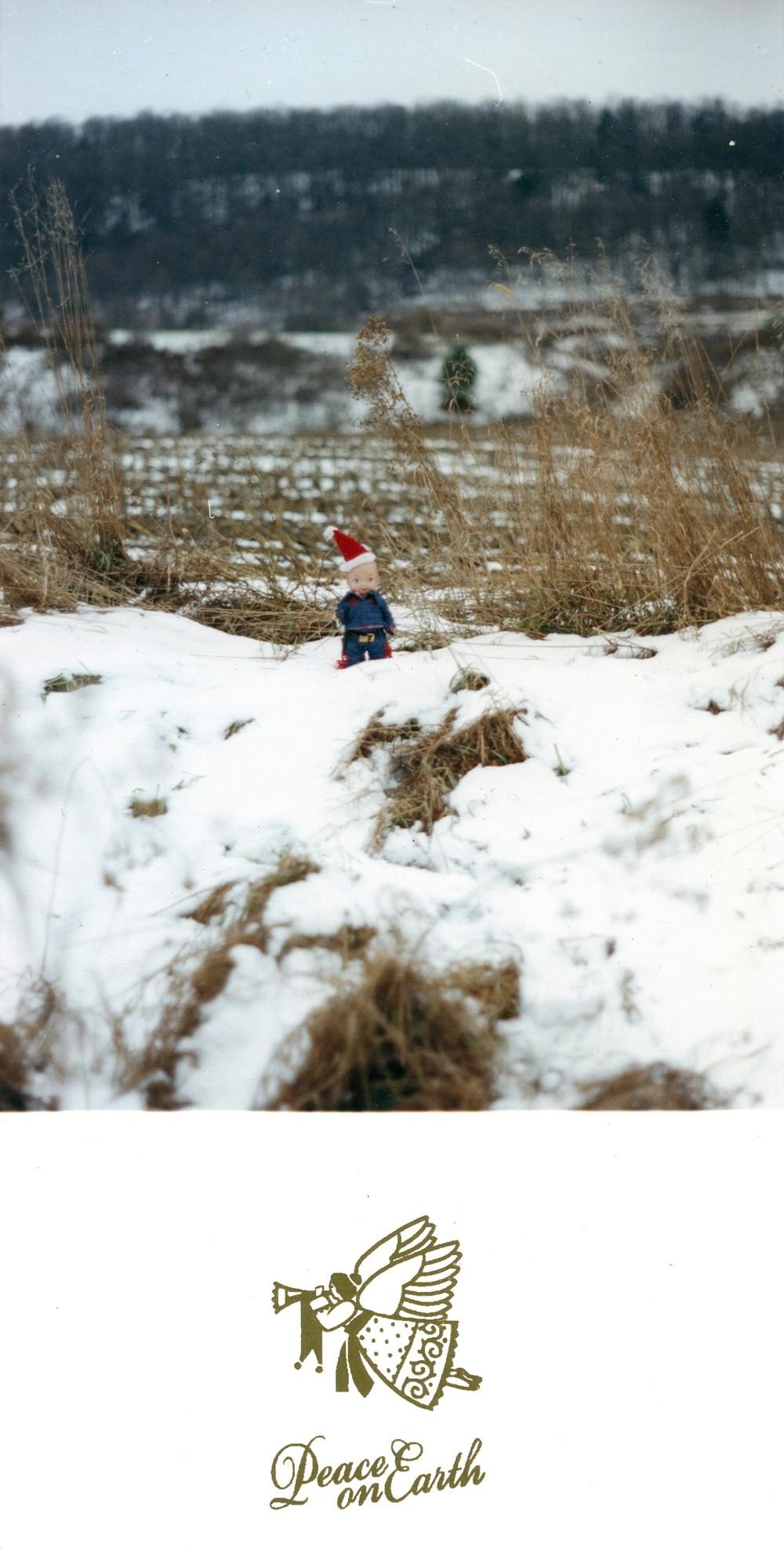 Buddy Ian Christmas 2002