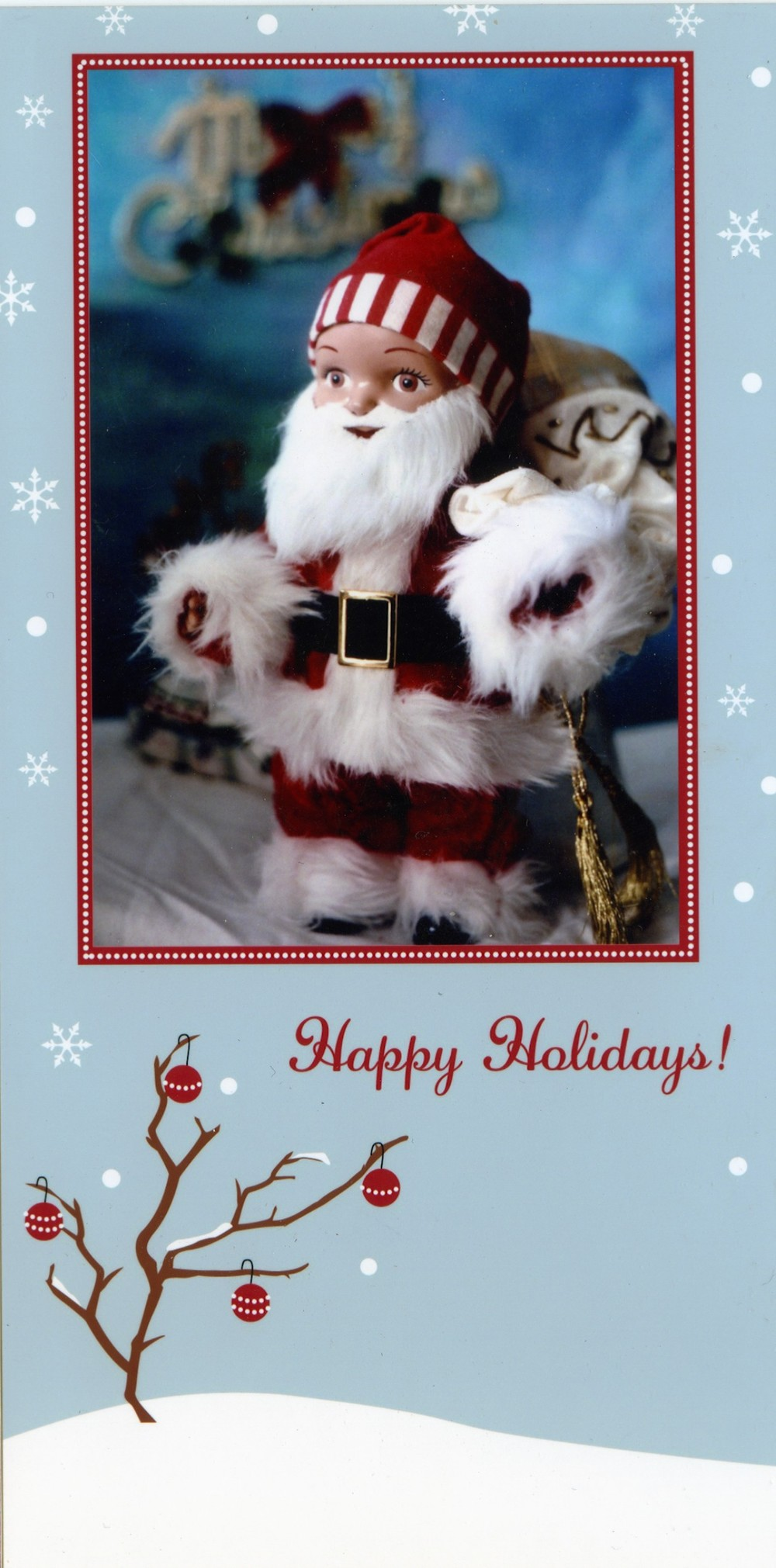 Buddy Ian Christmas 2007