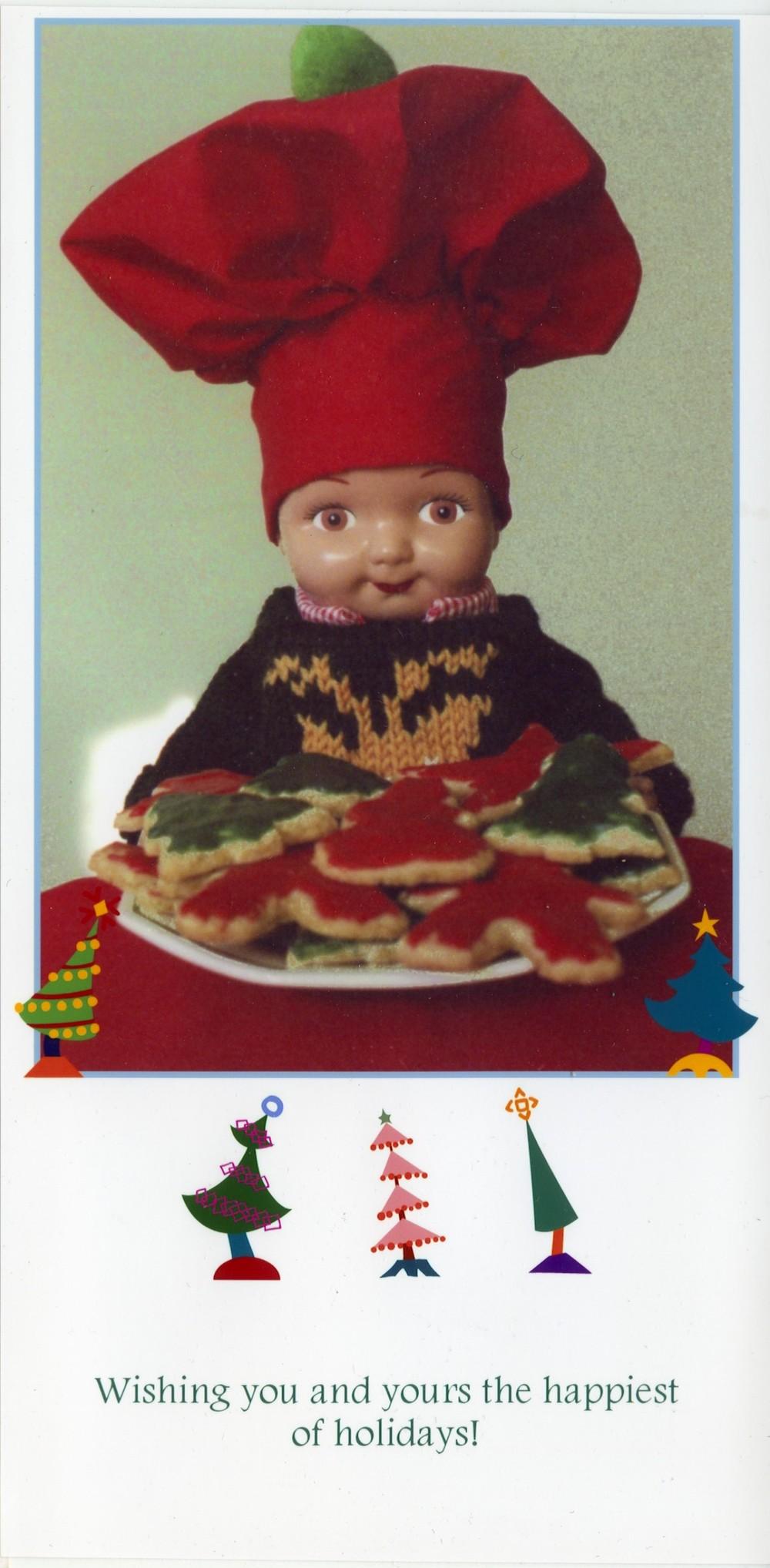 Buddy Ian Christmas 2006