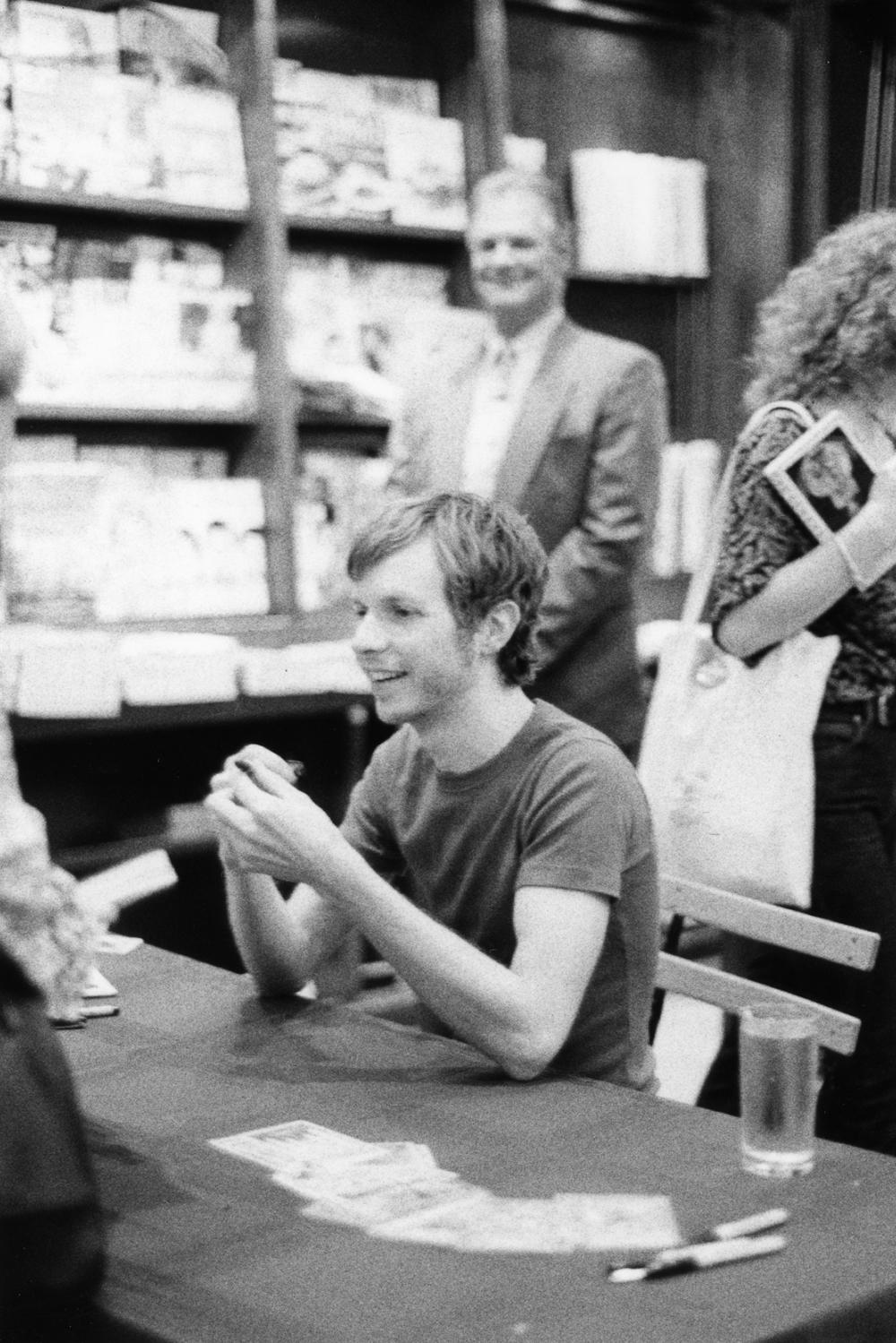 Beck Hansen at Rizzoli Books