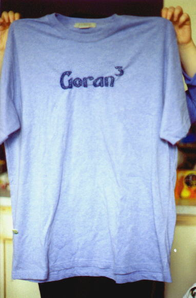 Goran beaded shirt
