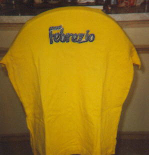 febrezio beaded shirt