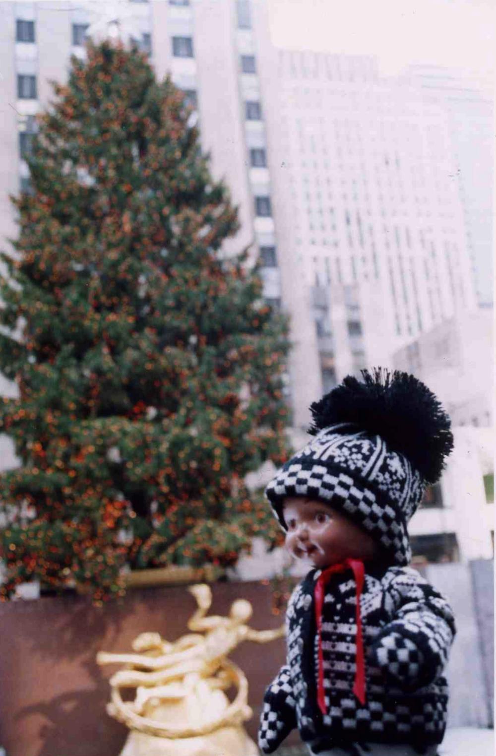 Buddy Ian Christmas 2004