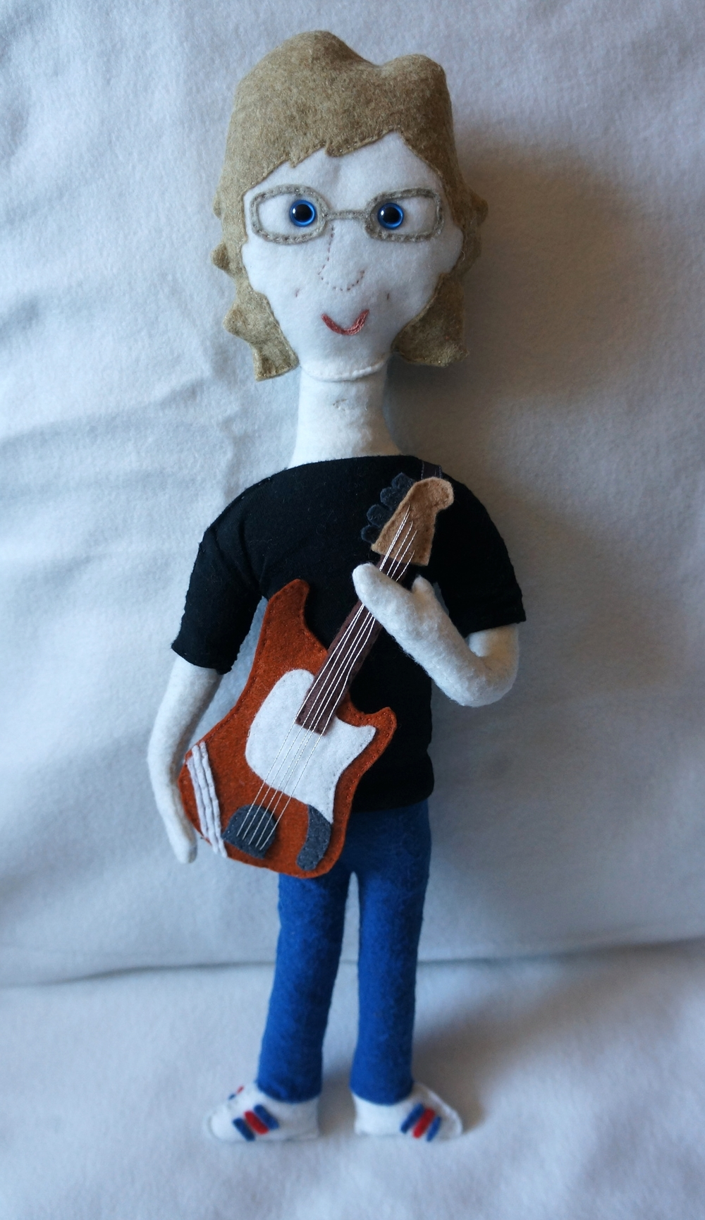 Chris Murphy Plush Doll