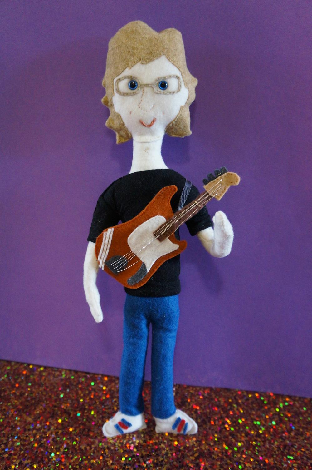 Chris Murphy from Sloan doll