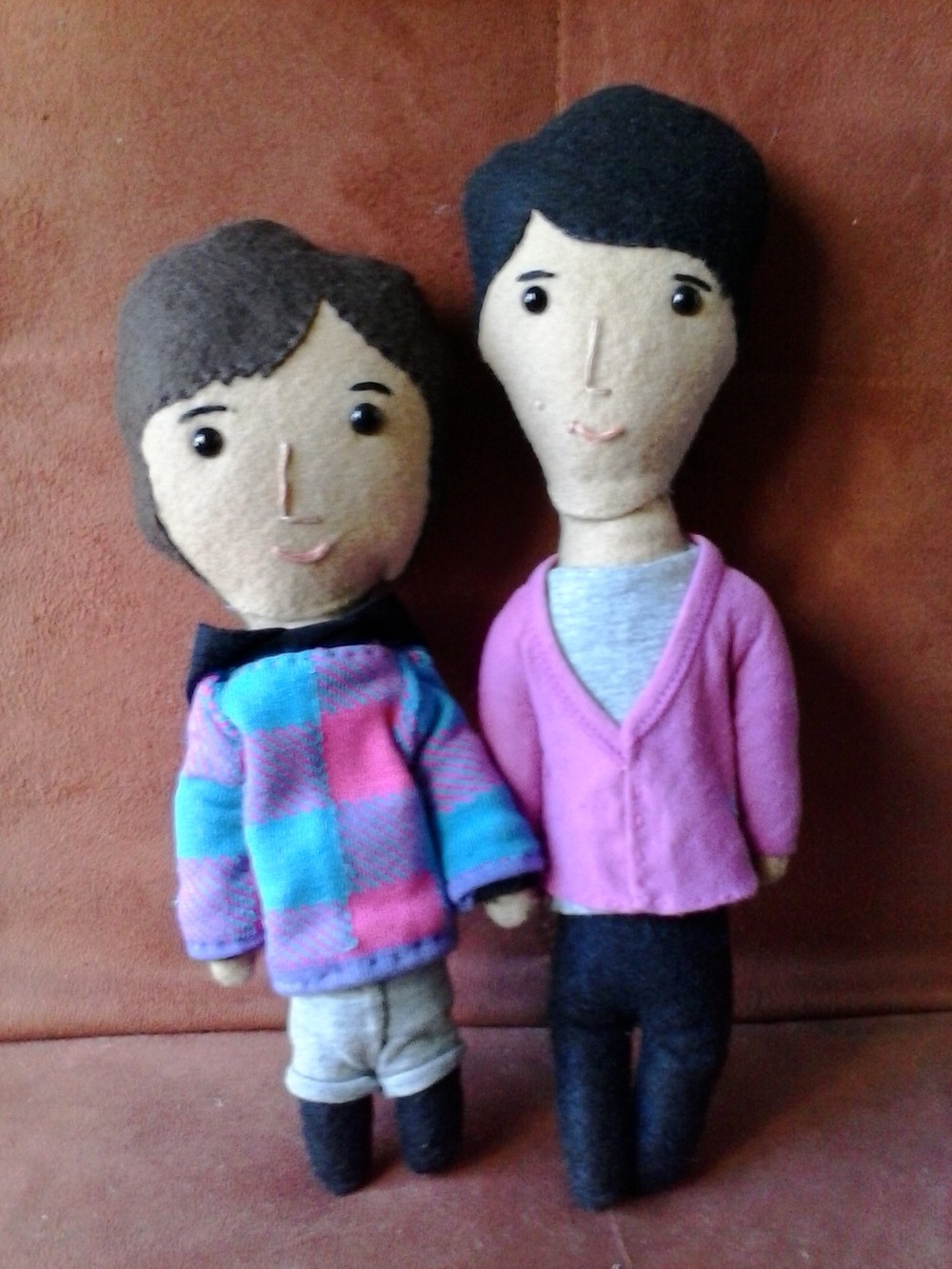 Secret Garden dolls
