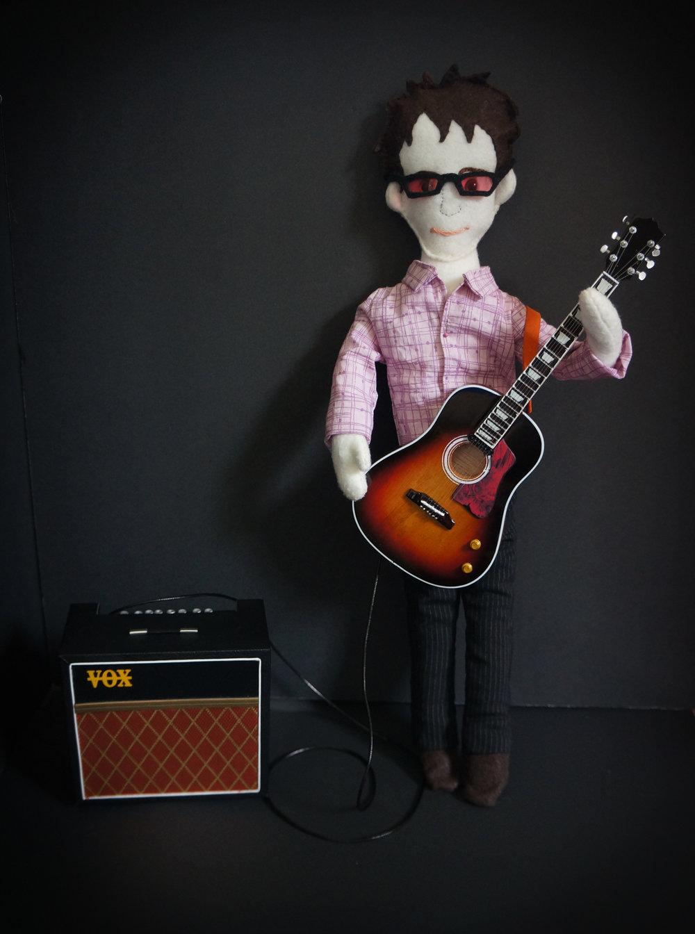 Mike Viola doll