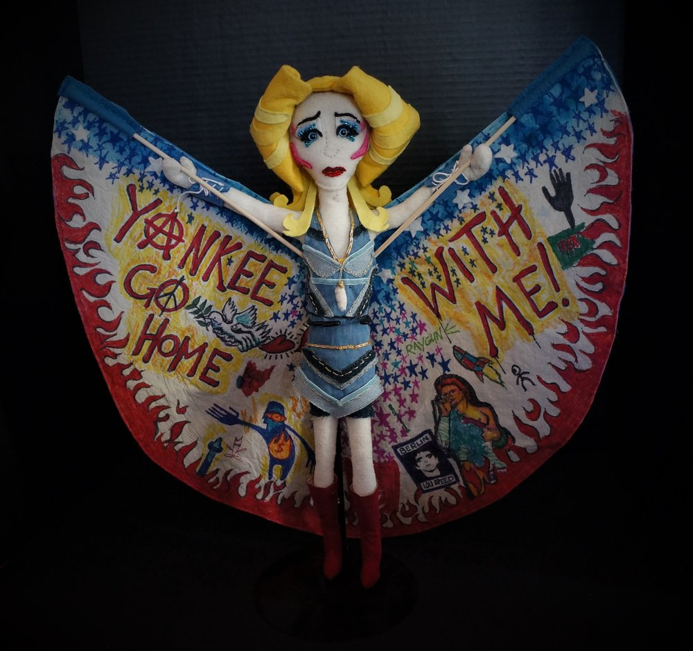 Hedwig and the Angry Inch doll