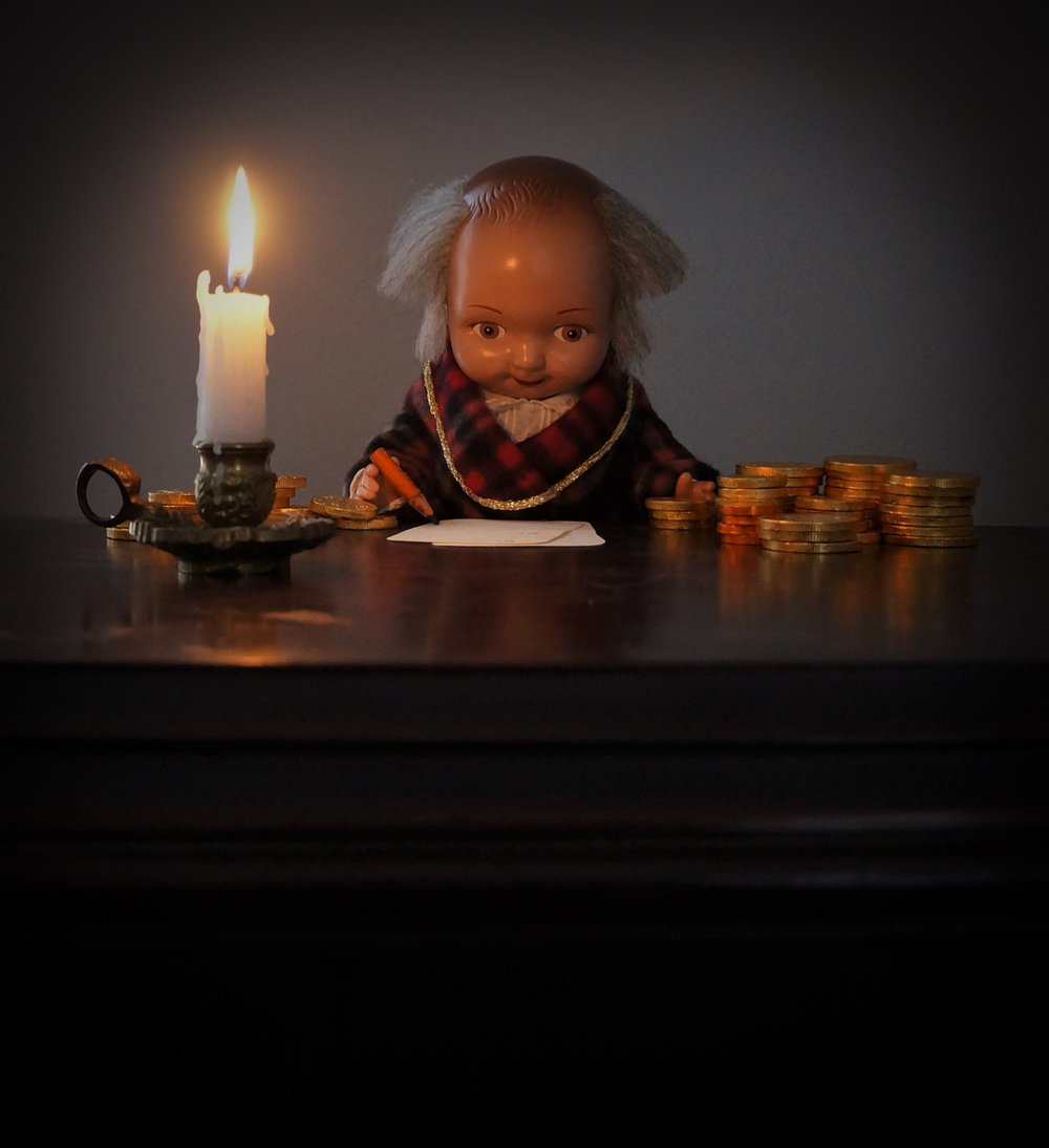 Buddyneezer Scrooge