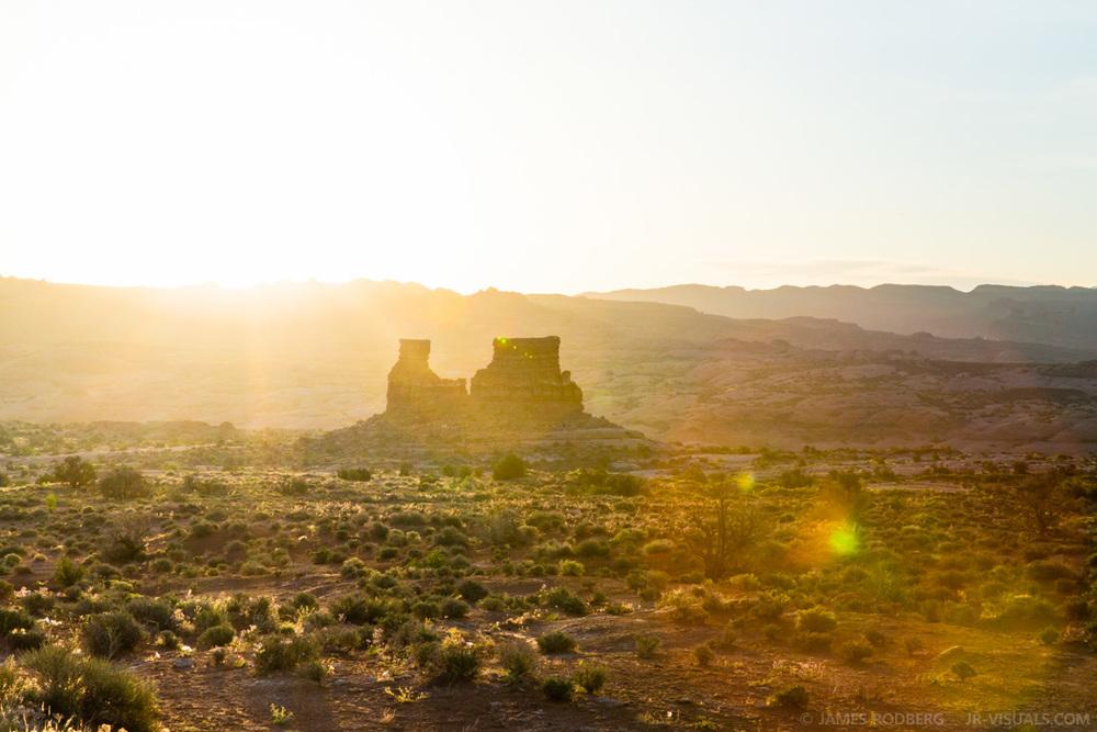 Arches National Park Utah Sunrise #2077