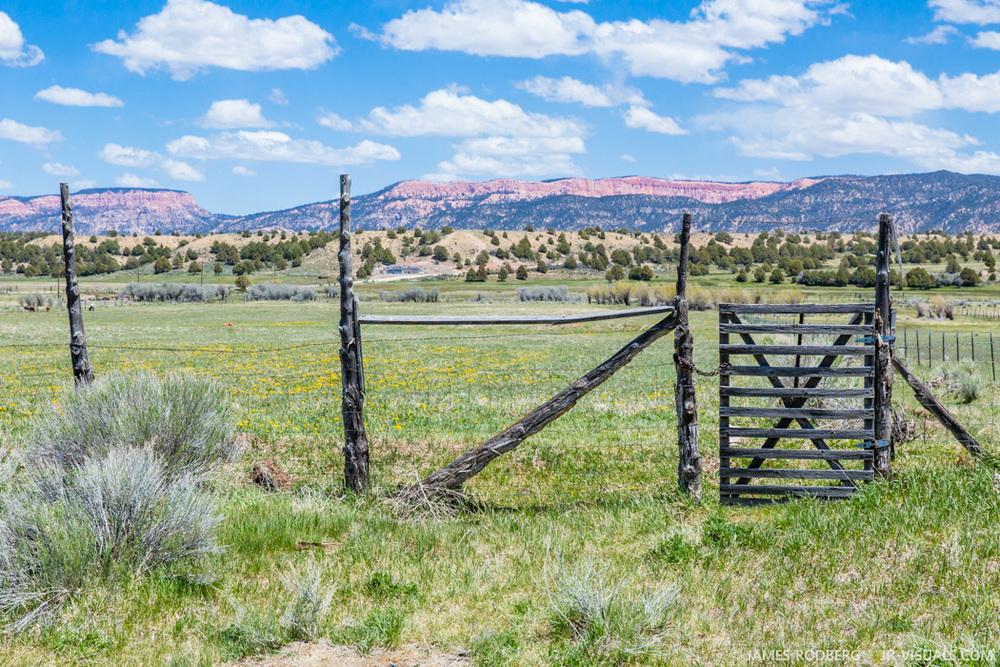 Country Fence Utah #4659