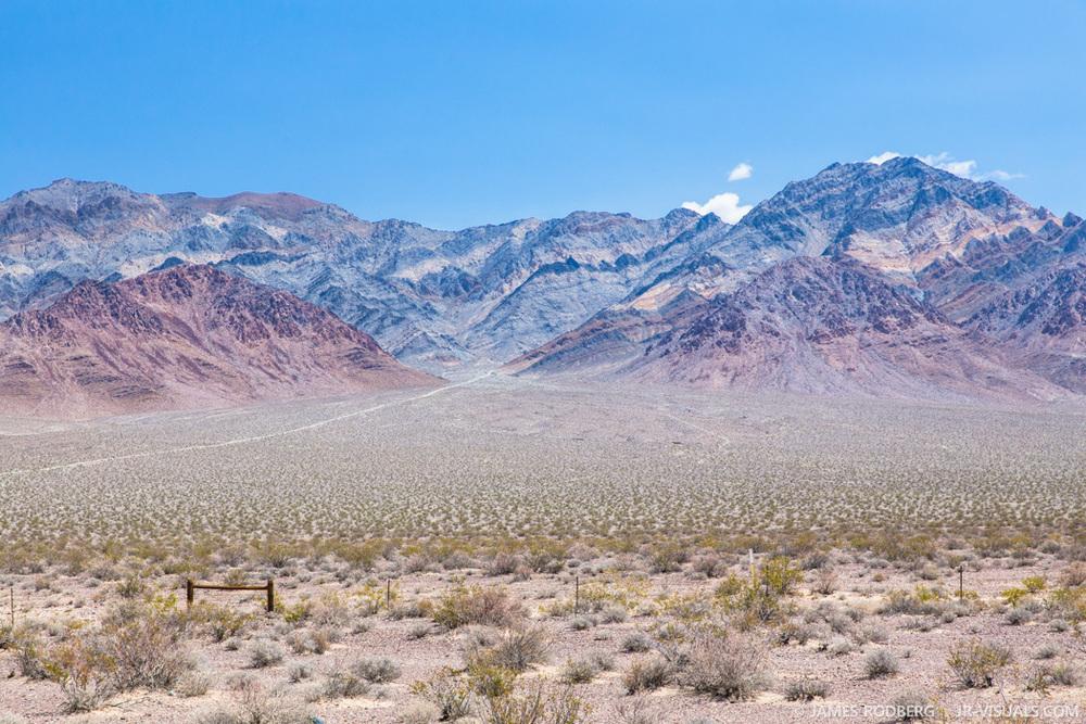 Death Valley California Mountains #6044
