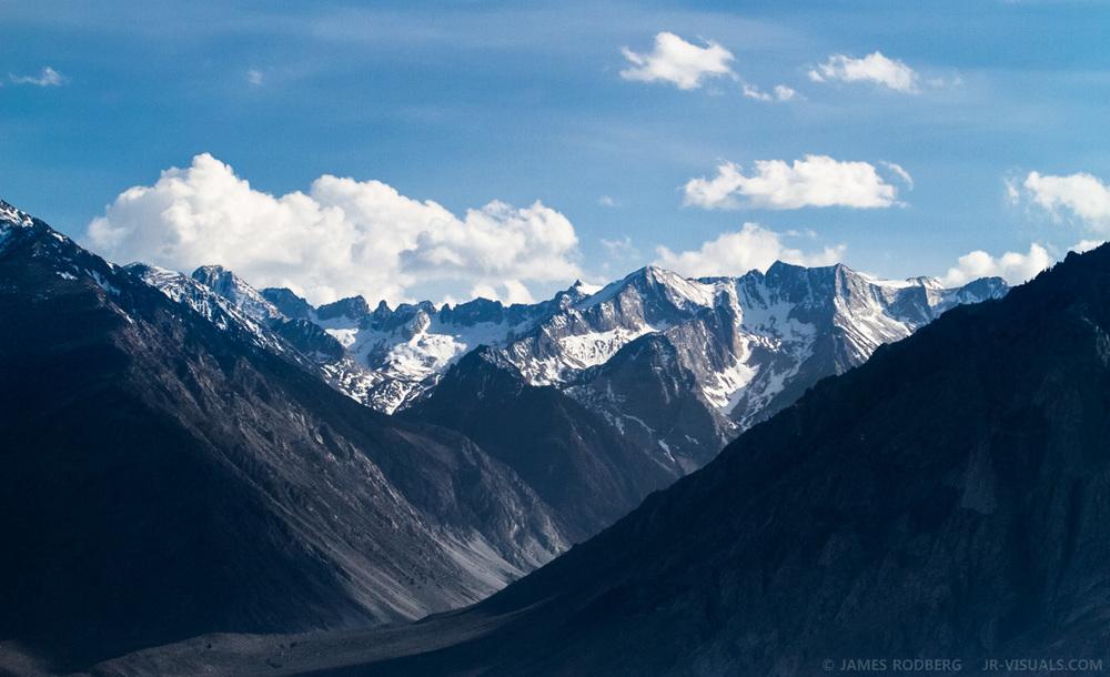 Eastern Sierra Nevada Mountain Range #6622-2