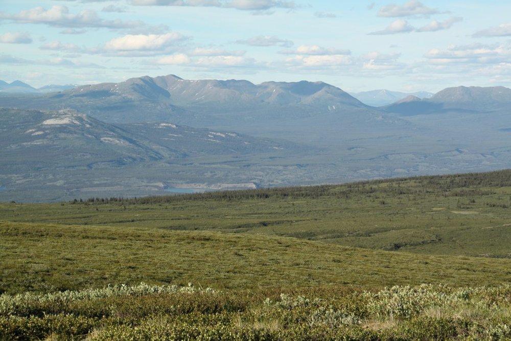 Wolf Creek, Yukon Territory