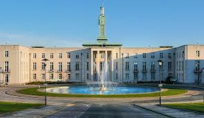 Walthamstow Town Hall and administrative offices London