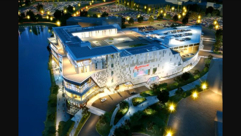 Genting Resorts World Birmingham - Priya's recent feng shui project completed in October 2015 - Priya worked on this project from its inception and selected the facing position of the building - The building is positioned facing the Pentigo Lake on auspicious hexagrams.