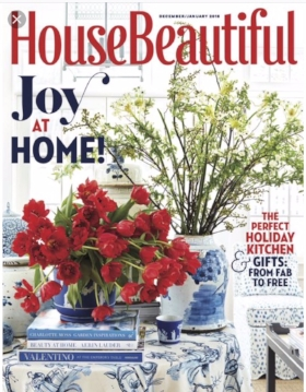 House Beautiful January 2018
