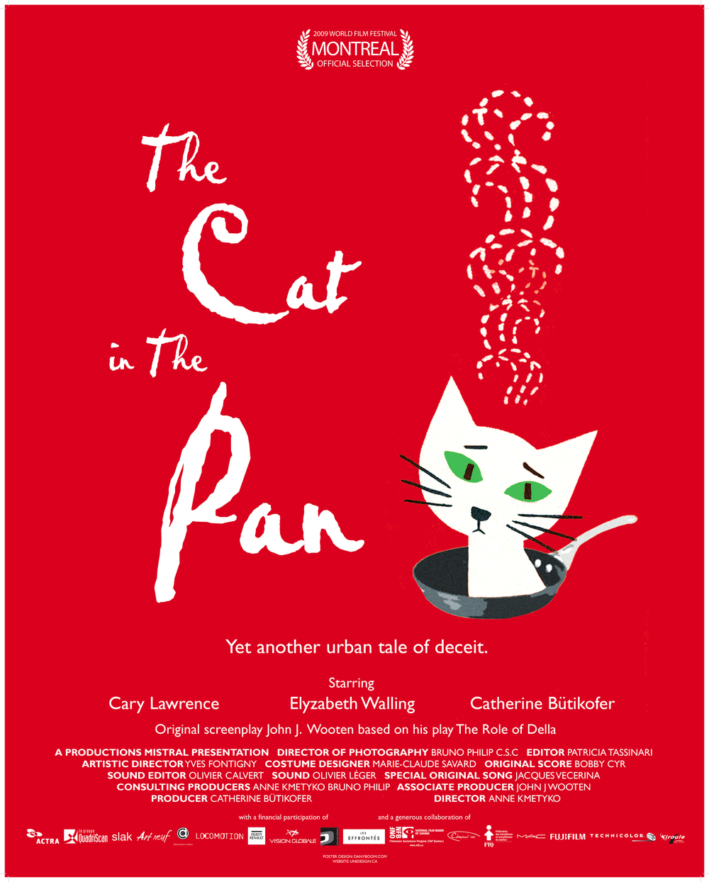 The Cat in the Pan - 2009