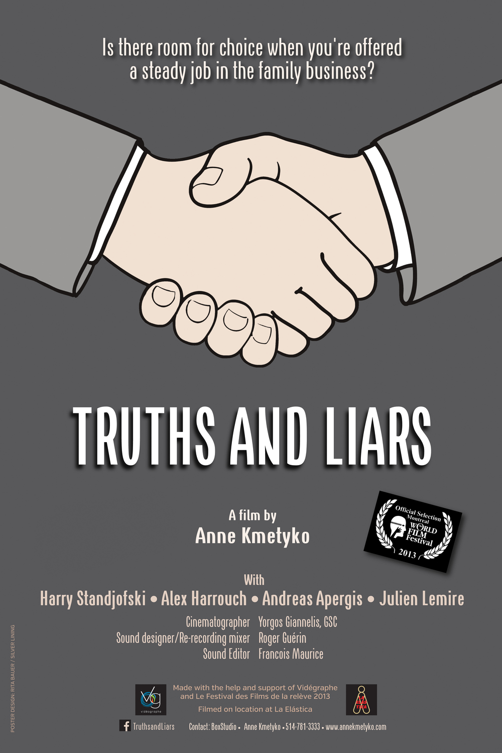 Truths and Liars - 2013