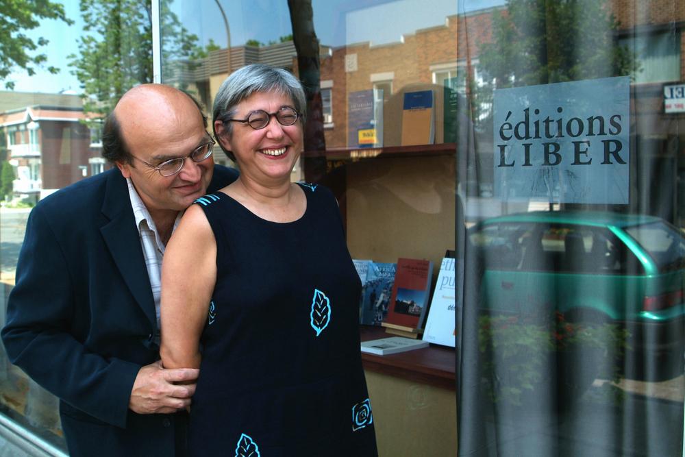 """Les Éditions Liber - For the Unescoproject """"Je lis Montréal"""""""