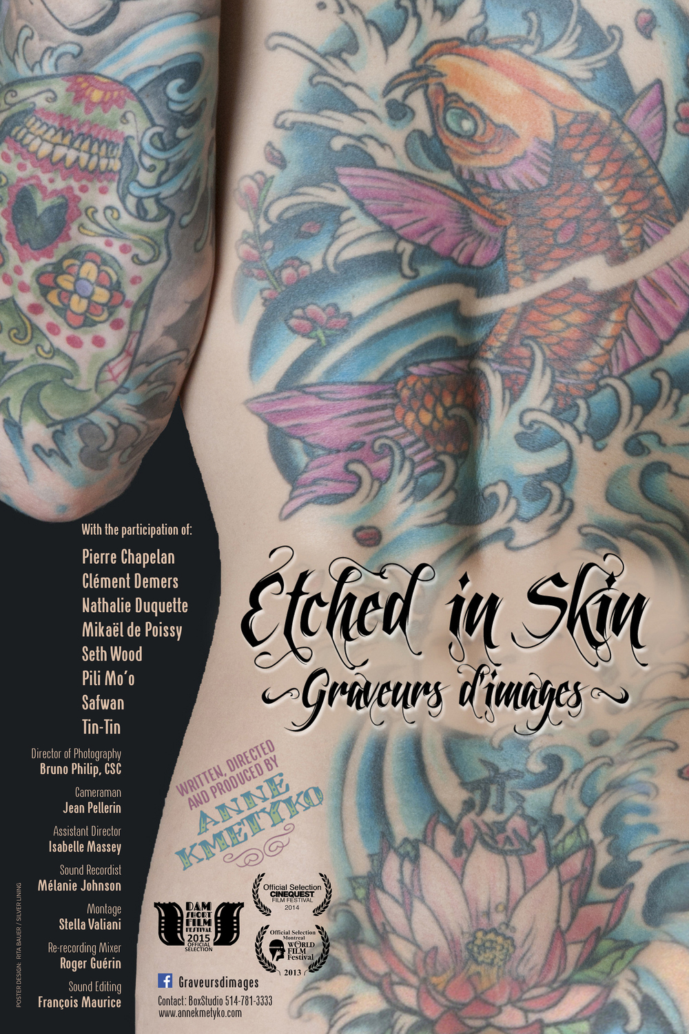 Etched in Skin - 2014