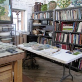Judy Haas Studio at the Stronghouse.jpg