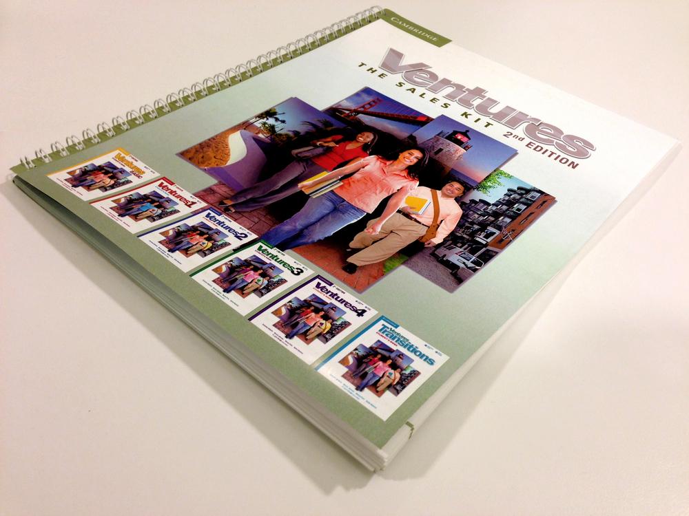 Ventures Sales Kit