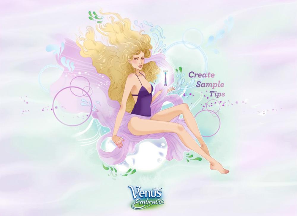 P&G Venus
