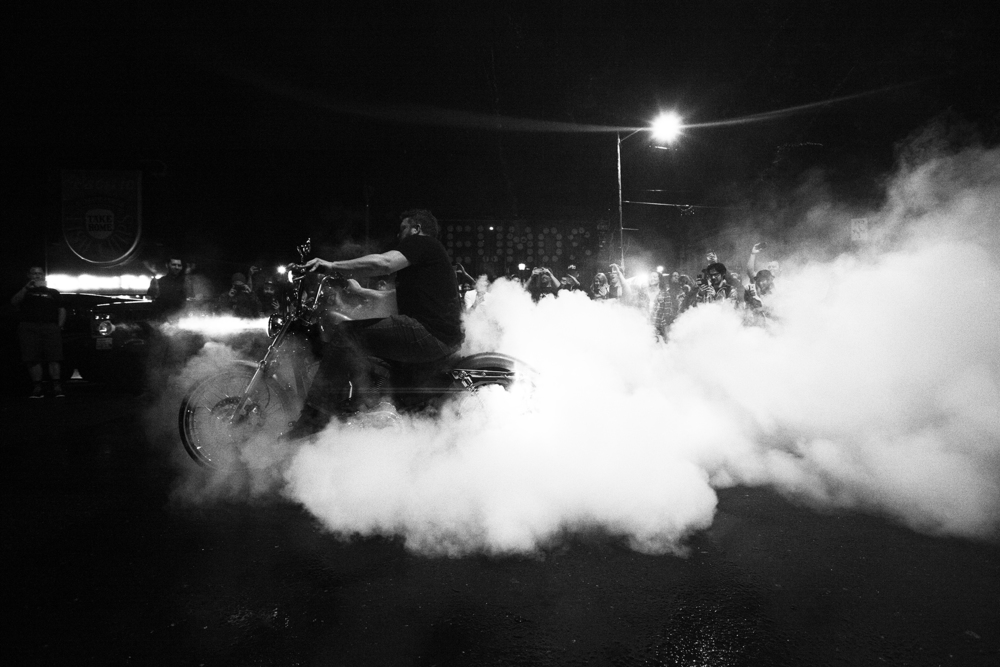 Burnout, Capitol Hill, Seattle