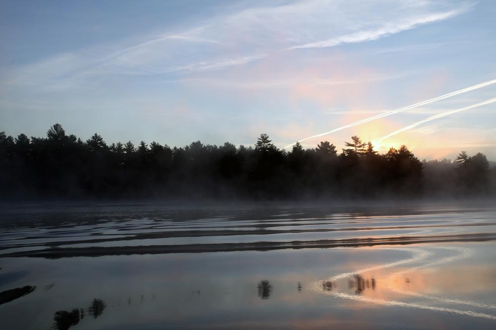 Dawn, Lake Muskoka, Muskoka