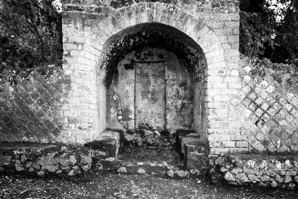 Ruins, Pompeii