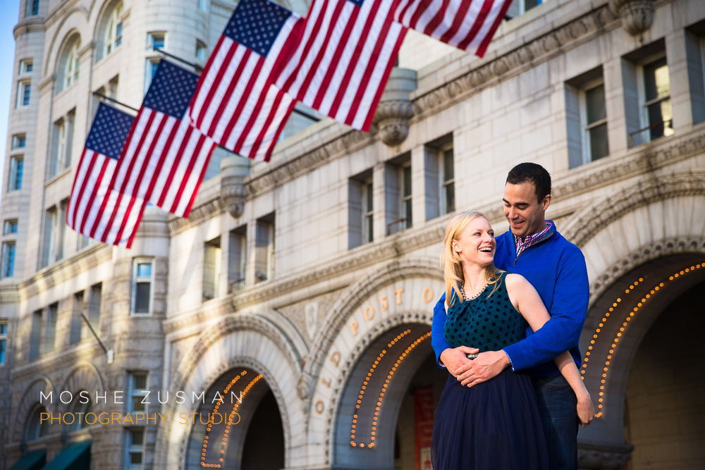 Old Post Office - Melissa & Claudio - Washington D.C.