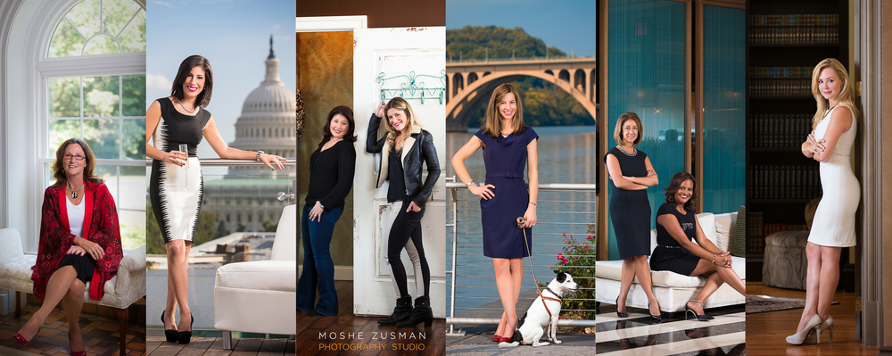 Modern Luxury - DC Magazine Dynamic Women 2013