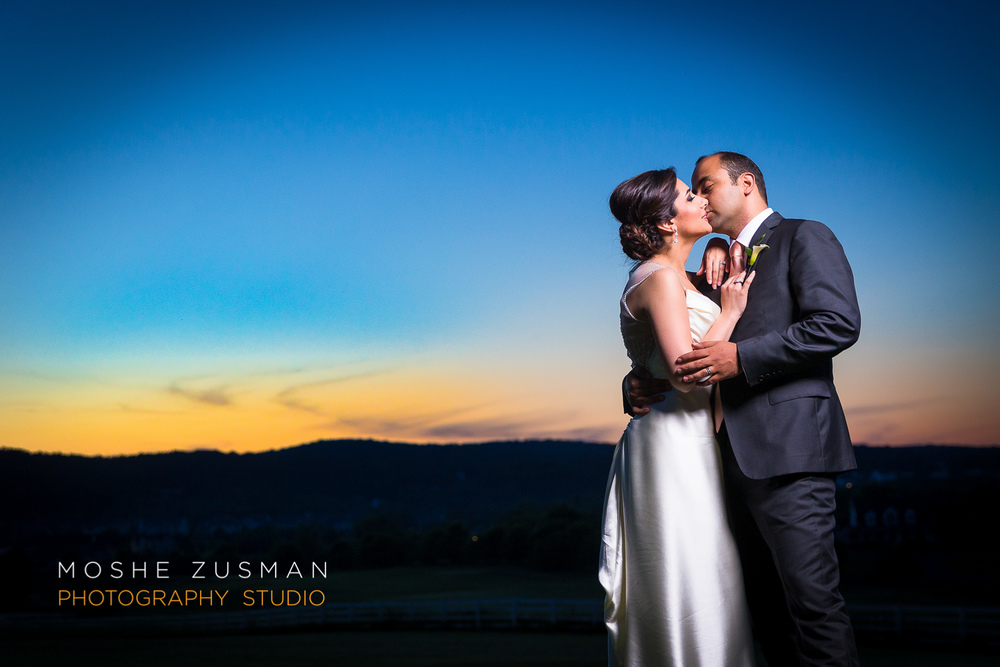 Sunset at Raspberry Plain © MOSHE ZUSMAN PHOTOGRAPHY STUDIO