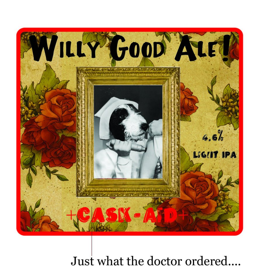 Cask Aid (ABV)