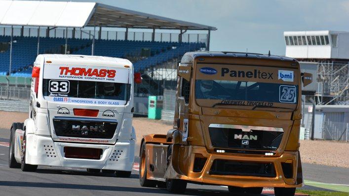British Racing Trucks