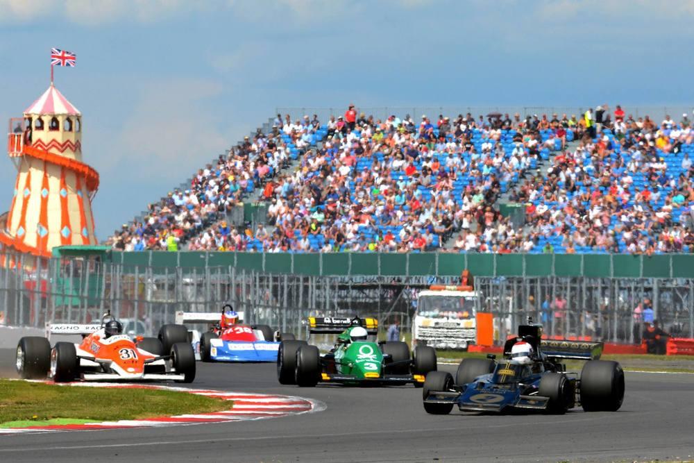 The Silverstone Classic 2015