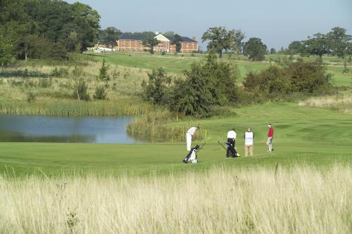 Golf & Spa Stay