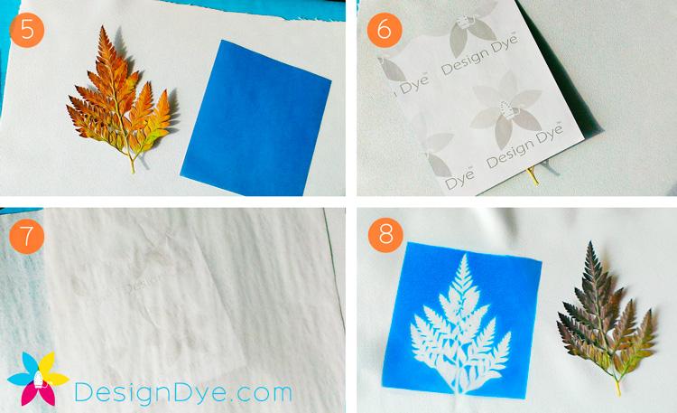 Design Dye Natural Prints