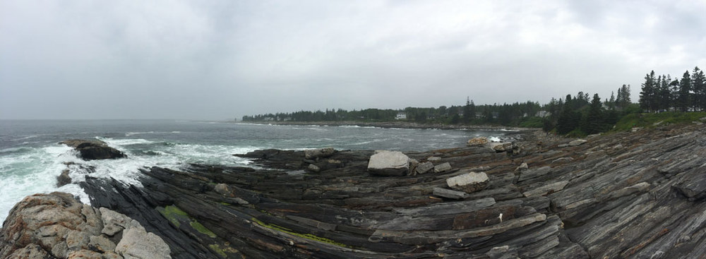 Pemaquid Point - Before