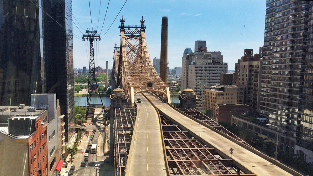 Queensboro Bridge - Before
